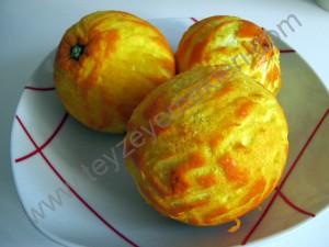 Portakalli Kek2
