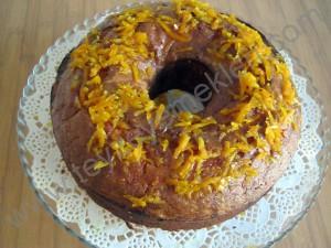 Portakalli Kek9