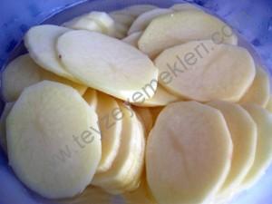 Kremali Firin Patates (1)